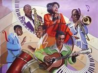 Musicians Fine Art Print