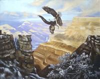 Eagles Fine Art Print