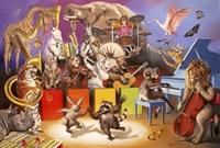 Wild Life Fine Art Print