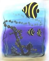 Angelfish Fine Art Print