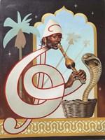 Snake Charmer Fine Art Print