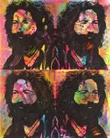 Four Jerrys Fine Art Print
