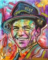 Frank Sinatra I Framed Print