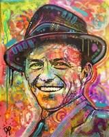 Frank Sinatra II Fine Art Print
