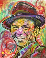 Frank Sinatra III Fine Art Print