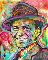 Frank Sinatra IV Fine Art Print