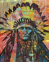 Native American II Fine Art Print