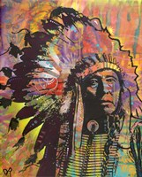 Native American III Fine Art Print