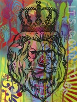 Its good to be the king Fine Art Print