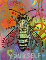 Bee Yourself Fine Art Print