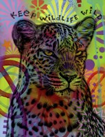 Keep Wildlife Wild Fine Art Print