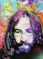 Purple Haze All Across Lennon's Mind Fine Art Print