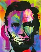 Abraham Lincoln I Fine Art Print