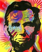 Abraham Lincoln III Fine Art Print