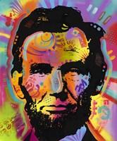 Abraham Lincoln IV Fine Art Print