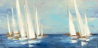 Summer Regatta Fine Art Print