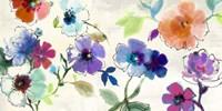 Floral Fantasy Fine Art Print