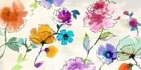 Waterflowers Fine Art Print