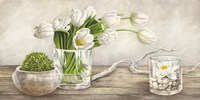 Arrangement with Tulips Fine Art Print