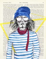 Bobo Guy Fine Art Print
