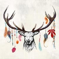Wild Mesmerizer Fine Art Print