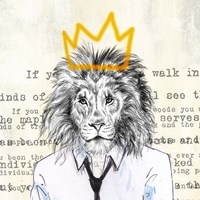 Bobo King Fine Art Print