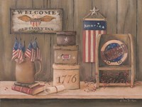 Sweet Land of Liberty Fine Art Print