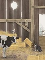 Uncle Sammy's Barn Fine Art Print