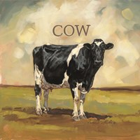 Colby the Cow Fine Art Print