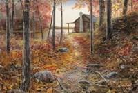 Whispers of Autumn Fine Art Print