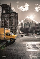 Crosswalks of Manhattan I Fine Art Print