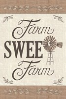 Farm Sweet Farm Fine Art Print