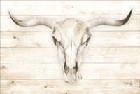 Cow Skull Fine Art Print