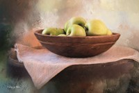 Apple Still Life Fine Art Print