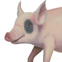 Bacon, Bits and Ham I Fine Art Print