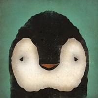 Baby Penguin Fine Art Print