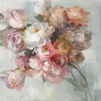 Blush Bouquet Fine Art Print