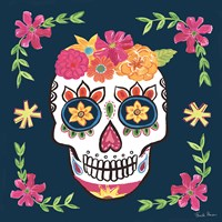 Day of the Dead II Fine Art Print