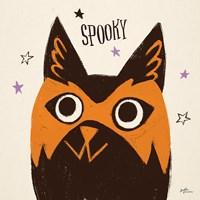 Spooktacular IX Framed Print