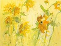 Your Sweet Orange Flowers Fine Art Print