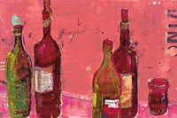Vino Coral Fine Art Print