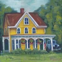 Canterbury Home Fine Art Print
