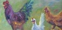 Follow the Leader Fine Art Print