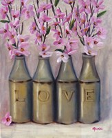 Love Springtime Fine Art Print