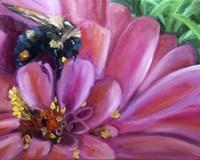 Just Pollenating Fine Art Print