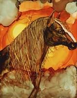 Blazen Spirit Fine Art Print