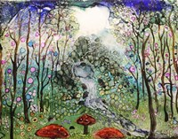 Fairy Forest Fine Art Print
