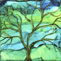 Healing Tree Fine Art Print