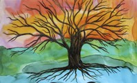 Tree of Joy Fine Art Print