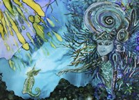 Water Goddess Fine Art Print